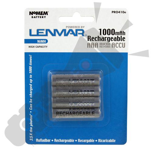 Аккумулятор Lenmar PRO 410 E