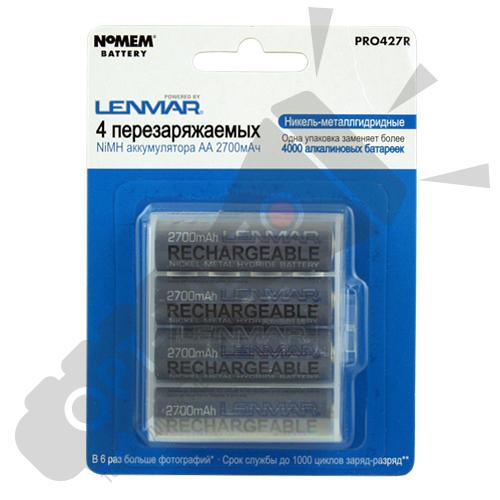 Аккумулятор Lenmar PRO 427
