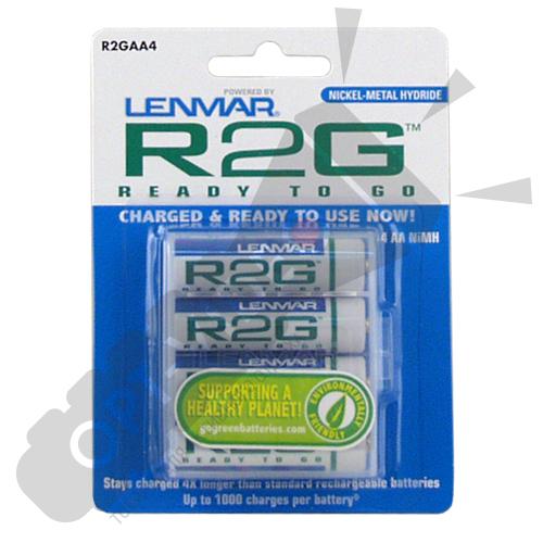 Lenmar R2G AA 4